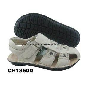 China PU Leather Sandals Beach Shoes Sport Sandals