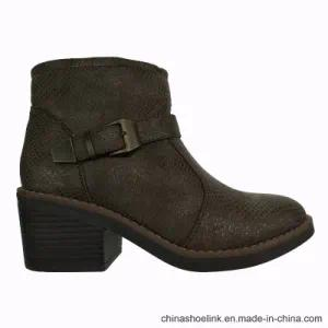 New Fashion Style Lady Ankle Boot Winter Boots