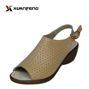 Popular Comfortable Ladies Action Leather Sandals