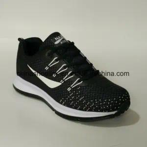 Fashion Women′s Sneakers Running Athletic Shoes with Mesh Upper