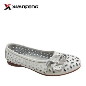 New Popular Girl′s Comfortable Flat Loafers Shoes
