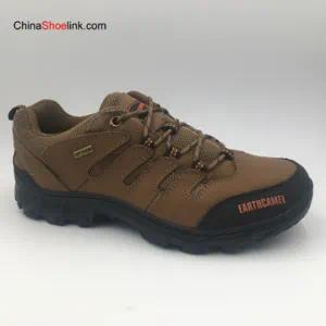 Popular High Quality Men′s Outdoor Trekking Shoes