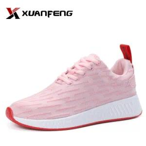Fashion Women′s Sneaker Shoes Comfortable Running Sport Shoe