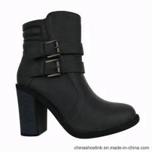New Fashion Ladies Heeled Ankle Winter Boots